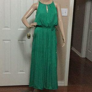 Jennifer Lopez's 100% polyester dress